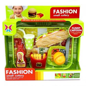 Fashion Fast Food Seti